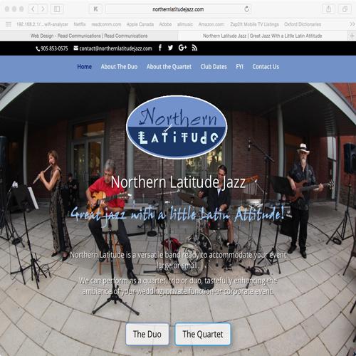 Northern Latitude Jazz