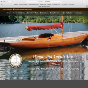Woodwind Yachts Inc.